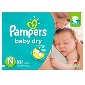 pampers NB